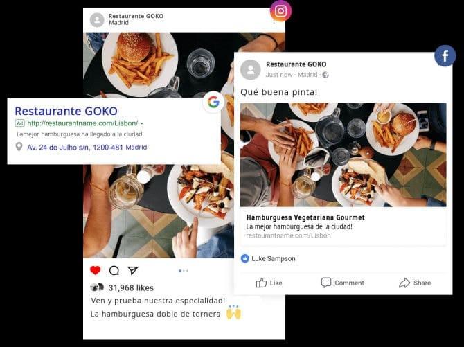 agencia redes sociales