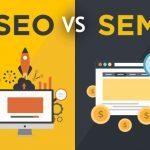 Diferencia entre estrategia SEO y SEM